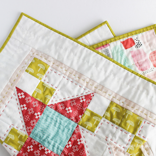 Baby Irish Vortex Quilt | Shannon Fraser Designs
