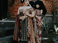 Get to know the Balinese Wedding Procession