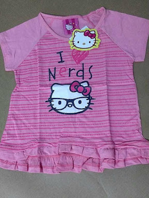 revenda de moda infantil hello kitty no brás