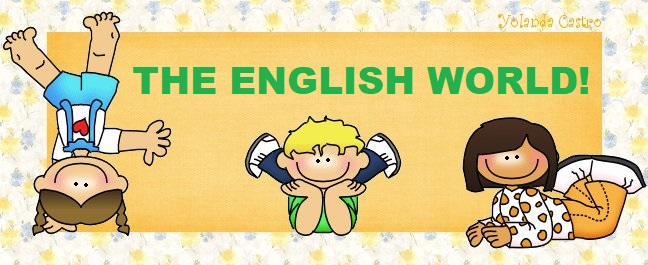 THE ENGLISH WORLD!