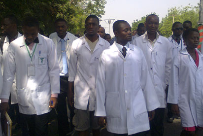 Panic as Mass Exit Of Doctors Looms In Lagos Hospitals