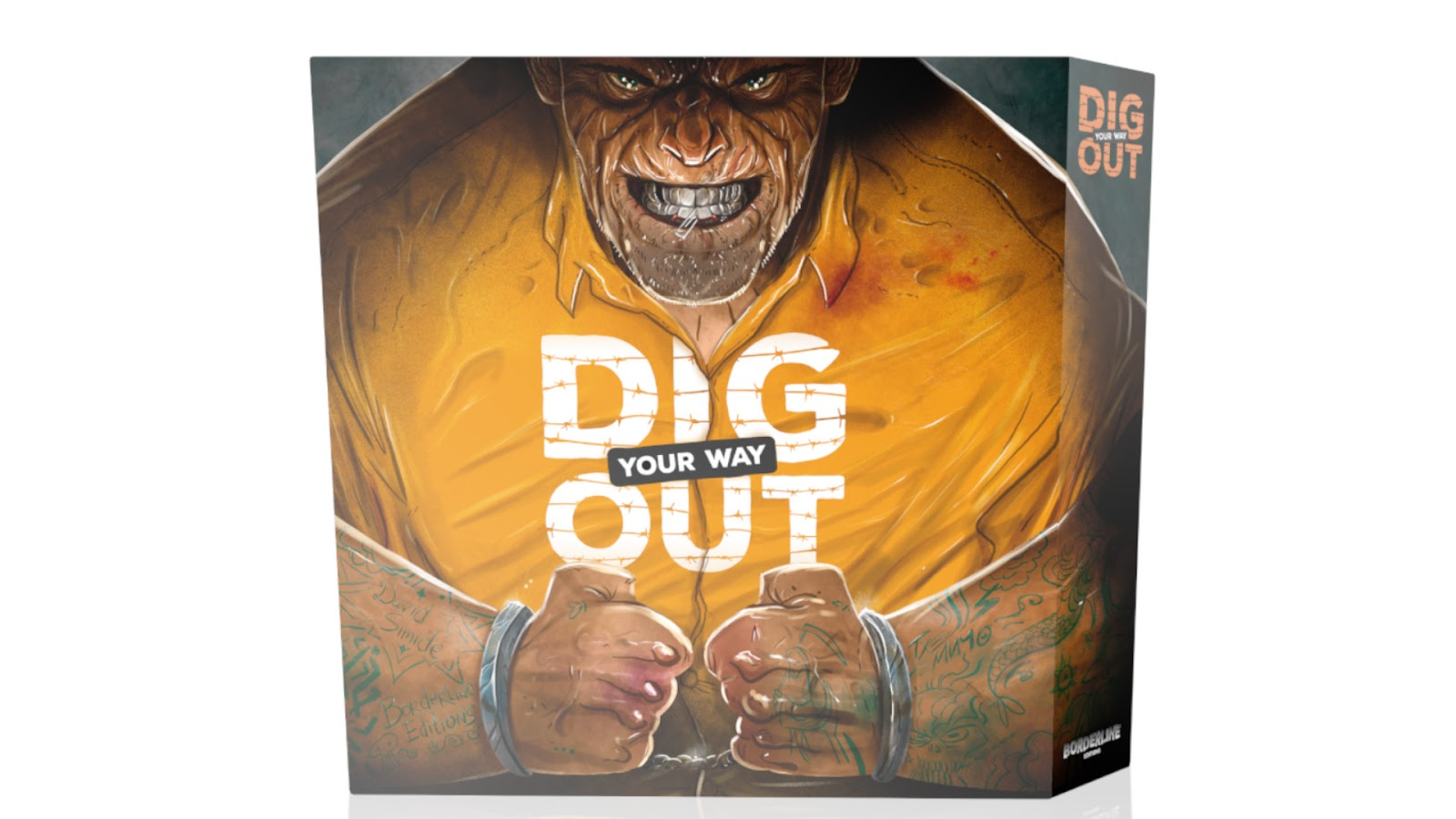 Kickstarter Highlights - Dig Your Way Out