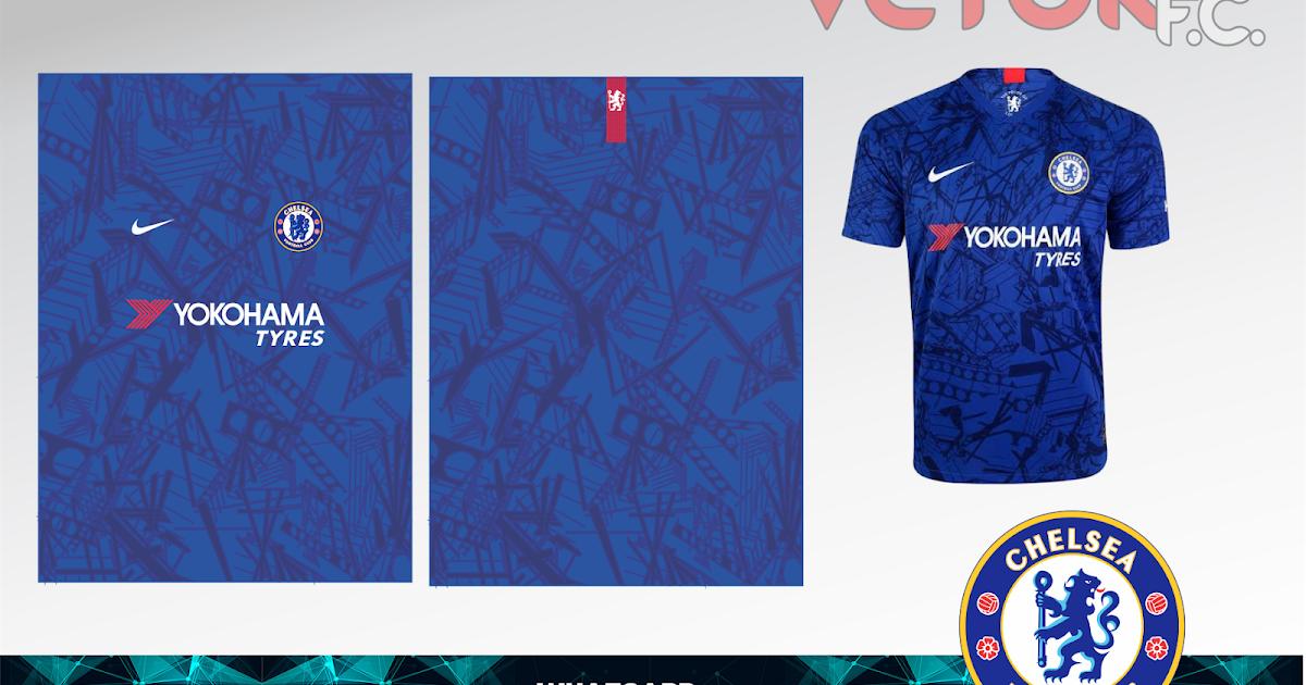 Templates, Fontes E Vetores: Chelsea 2020