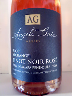Angels Gate Archangel Pinot Noir Brut Rosé 2009 (89 pts)