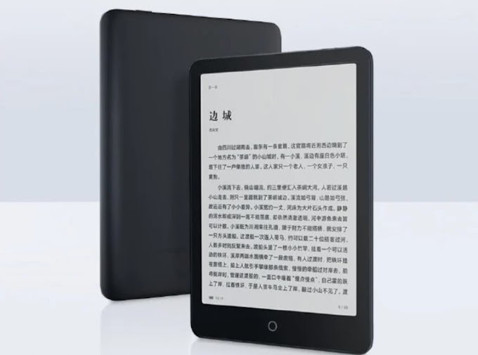 Xiaomi mi ebook reader pro, ebook reader that gives you a larger screen and ability to install google play apps