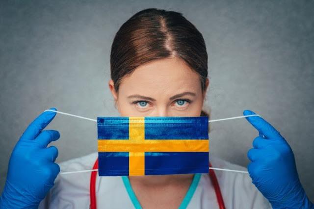 Швеция доказла, что нет ни какого коронавируса. первые подробности