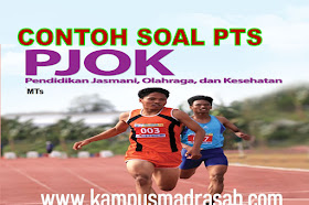 Download Soal PTS Semester 2 PJOK Kelas 6 SD/MI Kurikulum 2013