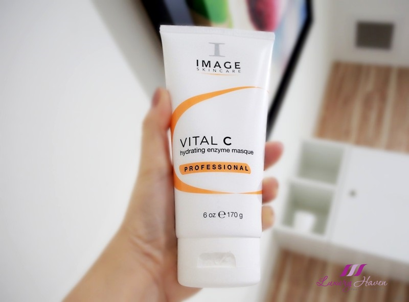 image skincare vital c hydrating enzyme masque review