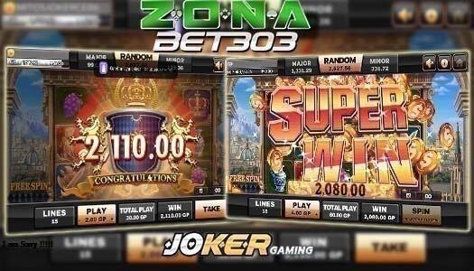 Agen Resmi Daftar Akun Slot Joker Gaming Uang Asli Terlengkap