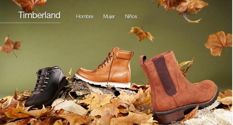 Timberland en oferta mes de mayo de 2014