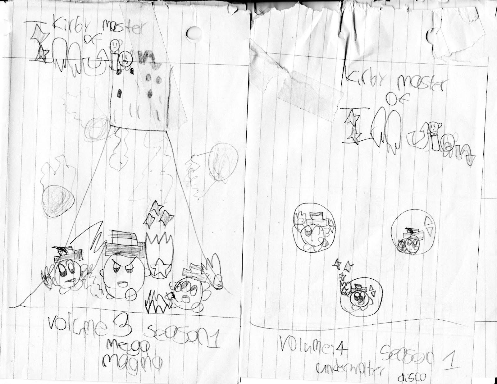 Kirby Generation 3 Wiring Diagram, Kirby, Get Free Image