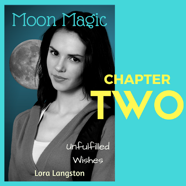 YA Fiction Novel Online: Moon Magic Series Chapter 2