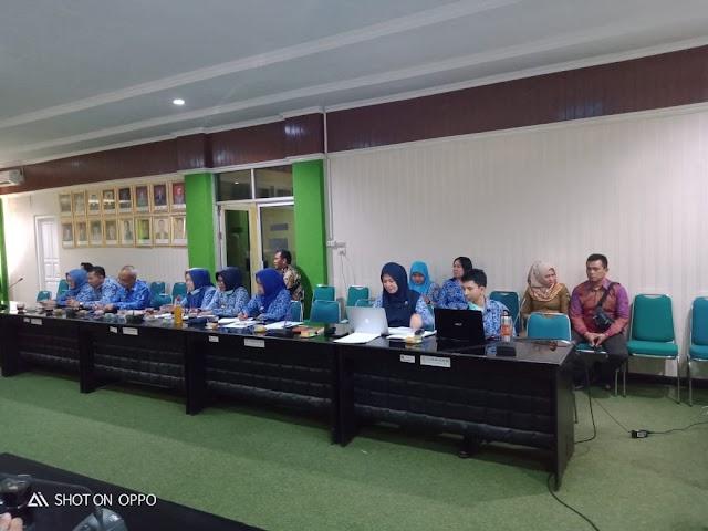 Komisi II DPRD Kab. Tanggamus Melaksanakan Kunjungan Kerja ke Dinas Pertanian Tanaman Pangan Provinsi Lampung