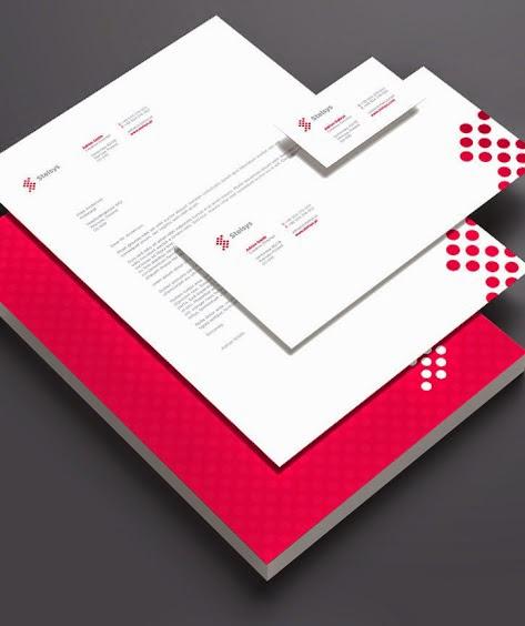 Free Branding & Stationary Mock-up PSD