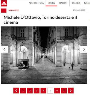Michele D'Ottavio Abitare Torino
