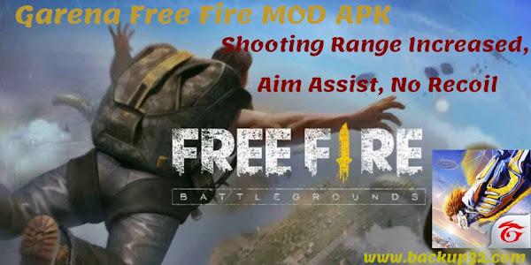 تحميل لعبة Garena Free Fire MOD APK احدث اصدار 2021 - غير محدودة