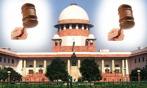 historic decision by supreme court regarding reservation