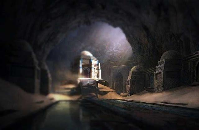 underground city egypt