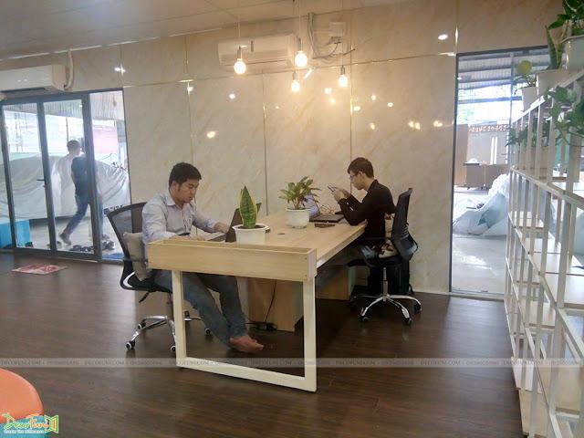 Bộ phận Sale - Giám sát công trình