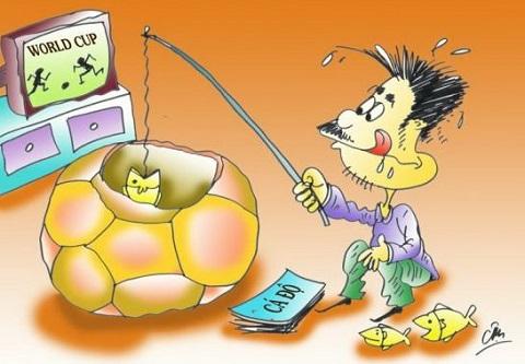 Cần lưu ý khi chơi cá cược bóng đá trên mạng