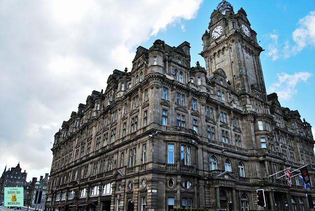 Hotel Balmoral, Edimburgo