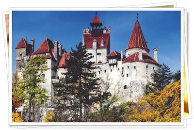 Castelul Bran Locuri unice de vis din Romania de vizitat