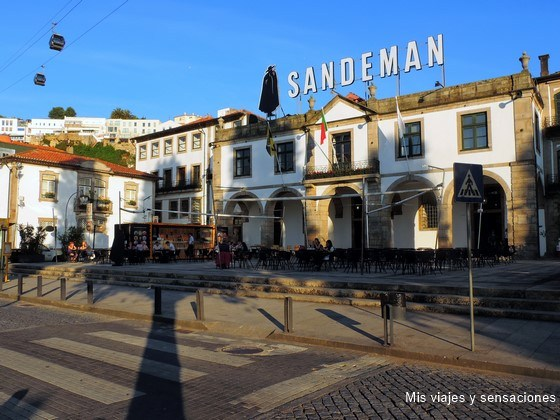 Bodegas de Oporto, Portugal