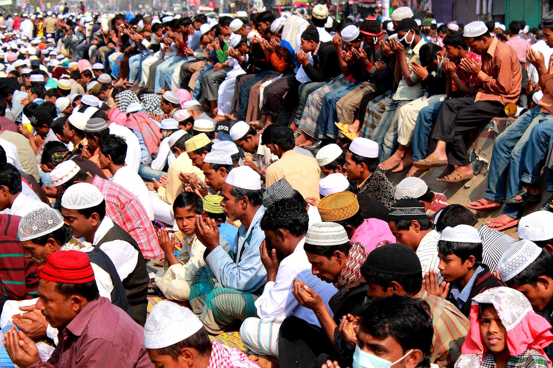 মুসলিমরা কেন শক্তিশালী হতে পারে না