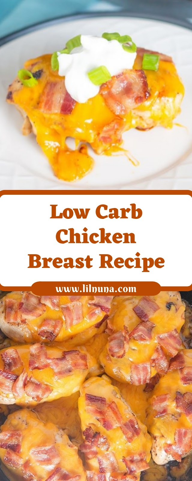 Low Carb Chicken Breast Recipe