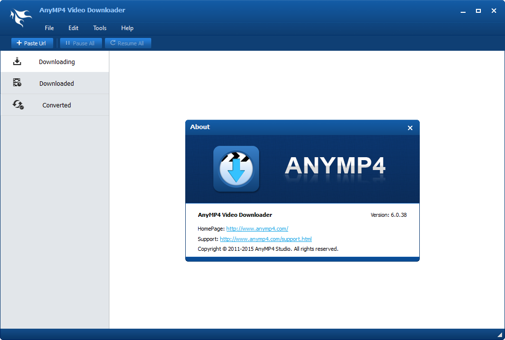 Get AnyMP4 Video Downloader Crack