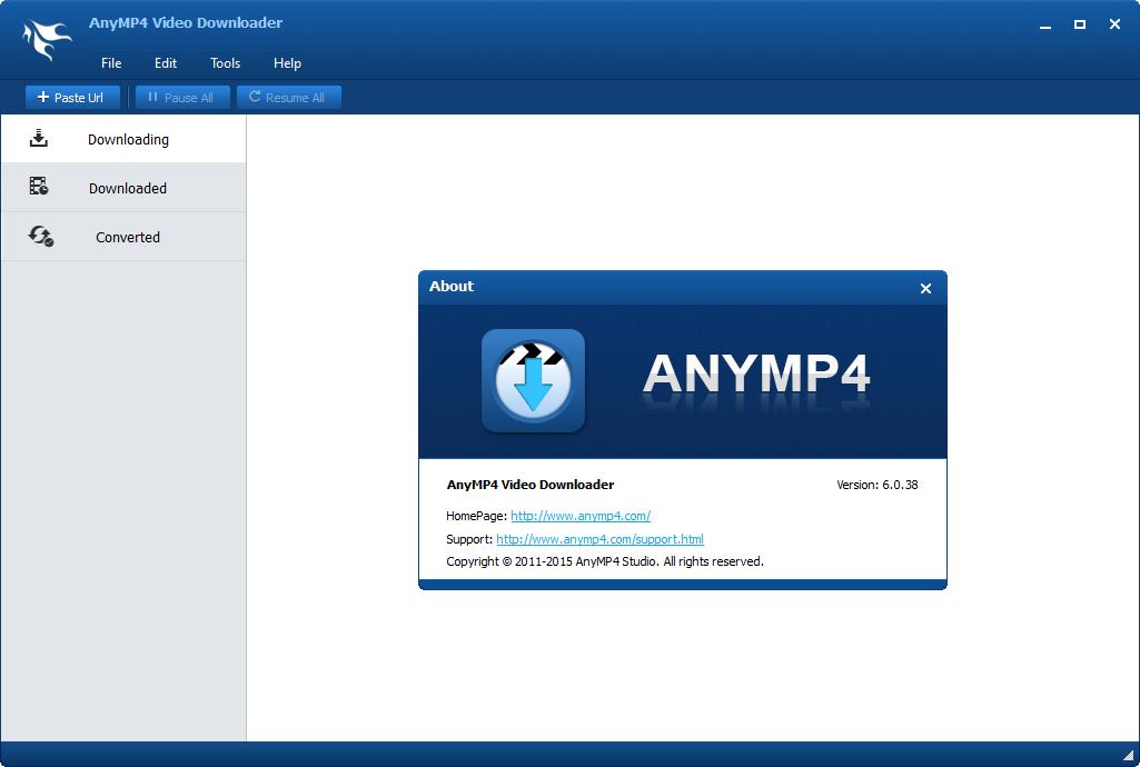 Get AnyMP4 Video Downloader Crack