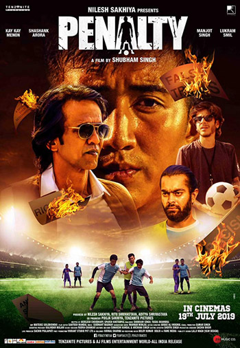 Penalty 2019 Hindi Movie DVDScr 480p 400MB