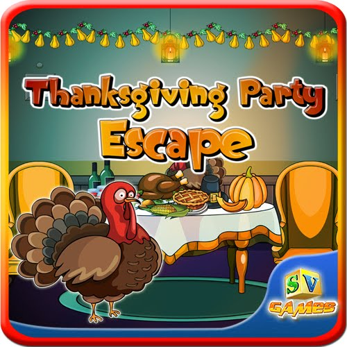 SiviGames Thanksgiving Party Escape