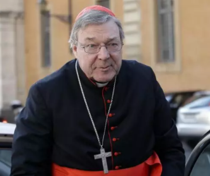 76-year-old Vatican finance chief, Cardinal George Pell faces sex charges