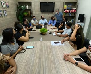 Prefeitura de Sapé em Baixa: Vereadores e Servidores são protagonistas de unidade em favor da nova Reforma da Previdência