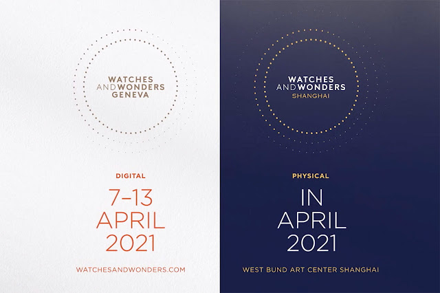Watches & Wonders 2021 events