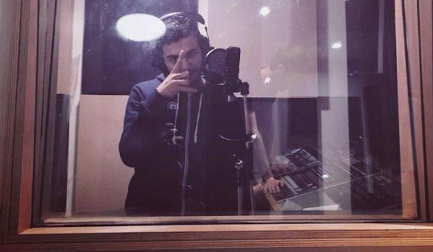 Photo de Madrid 26 en studio