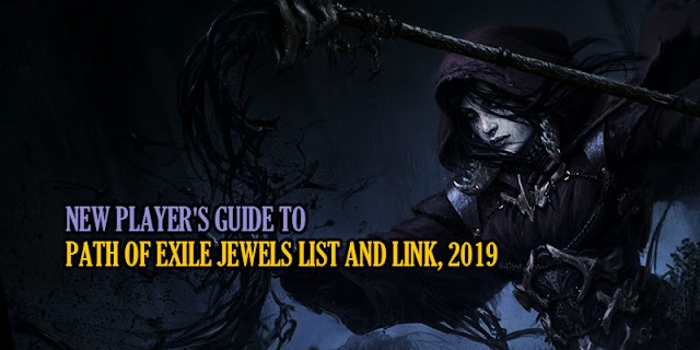 Path of Exile Jewels