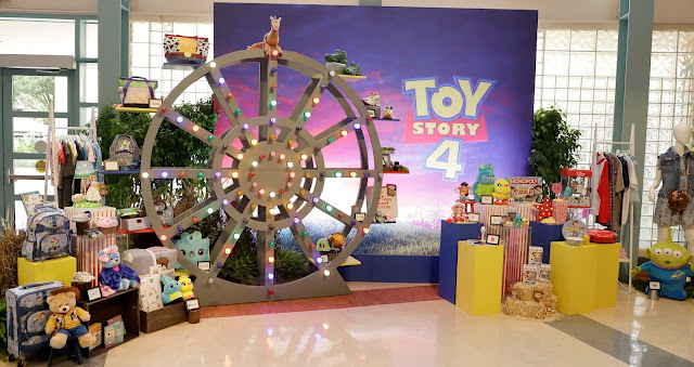 Toy Story 4 press event merchandise preview, Mattel, Thinkway Toys and more