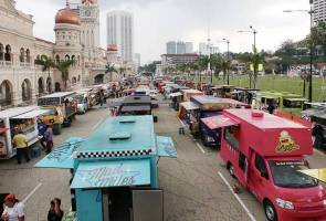 Usahawan food truck wilayah persekutuan, meriah food truck di Kuala Lumpur Dan wilayah persekutuan, tips modal awal jadi Usahawan food truck, modal food truck di Malaysia,