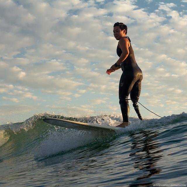 .THE BODA SURFCARAVAN Danielle Burt
