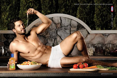 Krafts Zesty Guy Is Back and More Naked Than Ever—Take a