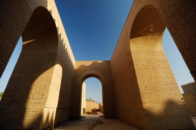 Ancient city of Babylon designated UNESCO World Heritage Site