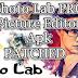 Photo Lab PRO Picture Editor hermosos marcos, efectos, filtros o montajes!