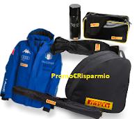 Logo Concorso Pirelli: vinci gratis oltre 100 premi per il tuo inverno sulla neve