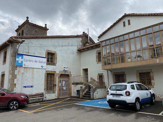 Centro de salud de Espinosa de los Monteros