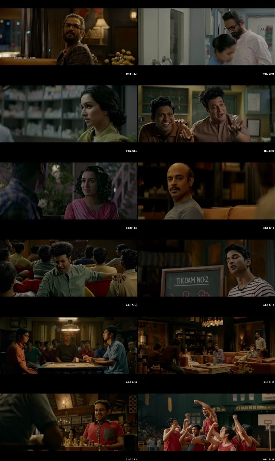 Chhichhore 2019 Full Hindi Movie Online Watch