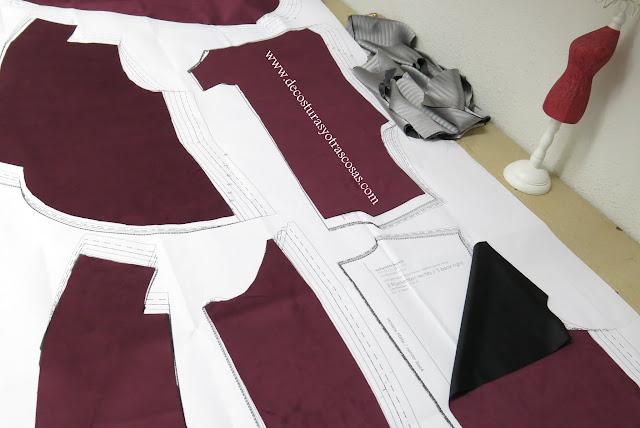 ajustar el largo de una chaqueta