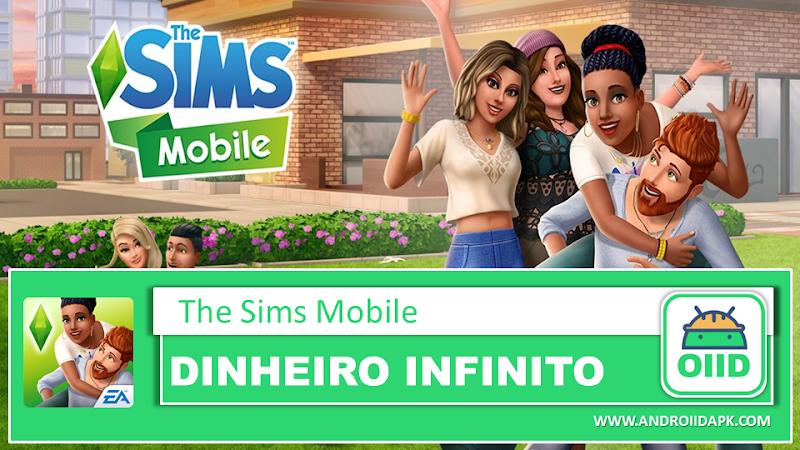 The Sims™ Mobile v17.0.1.77526 – APK MOD HACK – Dinheiro Infinito