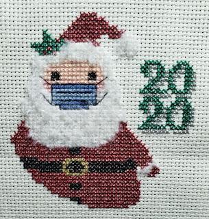 Covid Santa - Dec 24